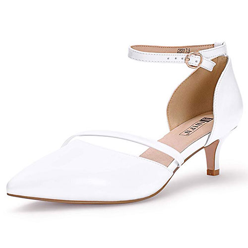 Idifu Low Heels Party Sandal