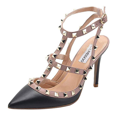 Women's Classic Stiletto Sandals