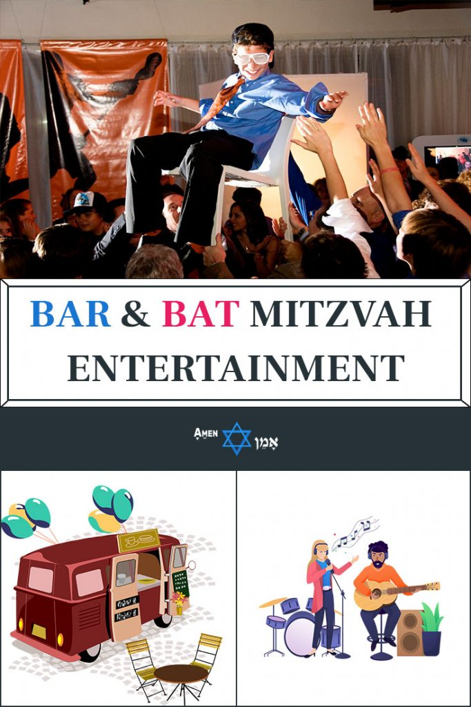 Bar Bat Mitzvah Entertainment Large