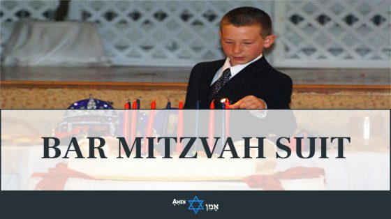 Bar Mitzvah Suit