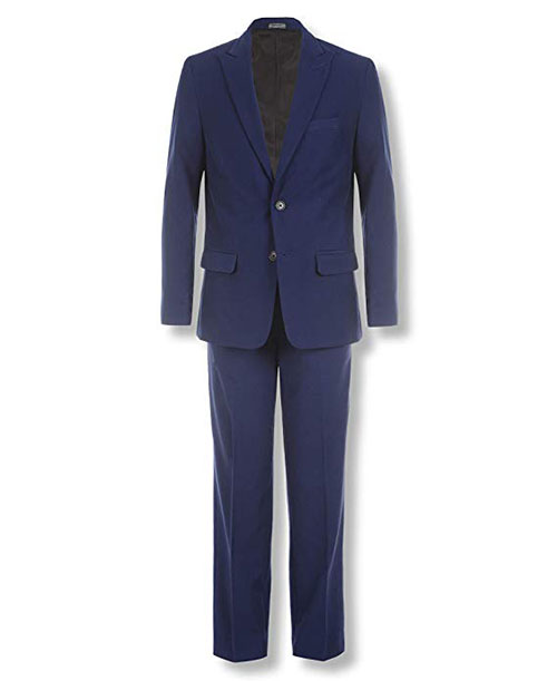 Calvin Klein Boys 2 Piece Formal Suit Set