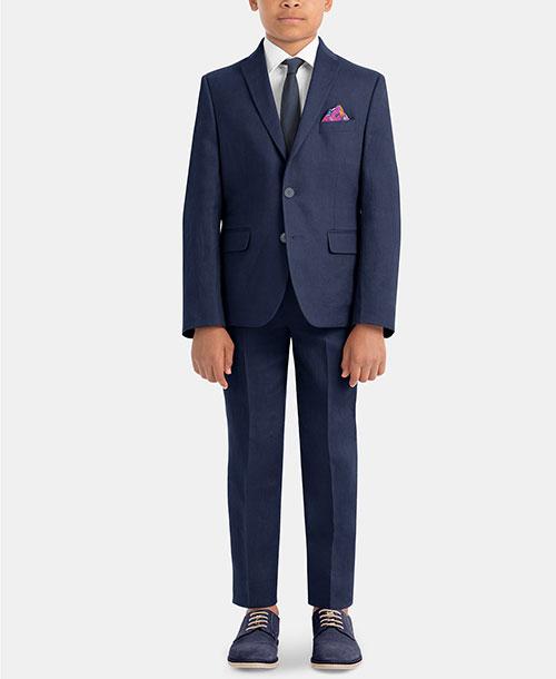Lauren Ralph Lauren Easy Linen Suit Jacket & Pants