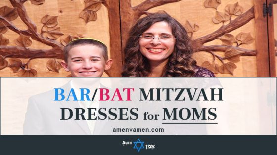 Bar Bat Mitzvah Mother Dresses