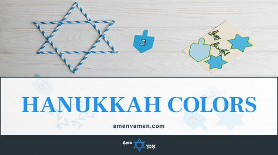 Hanukkah Colors