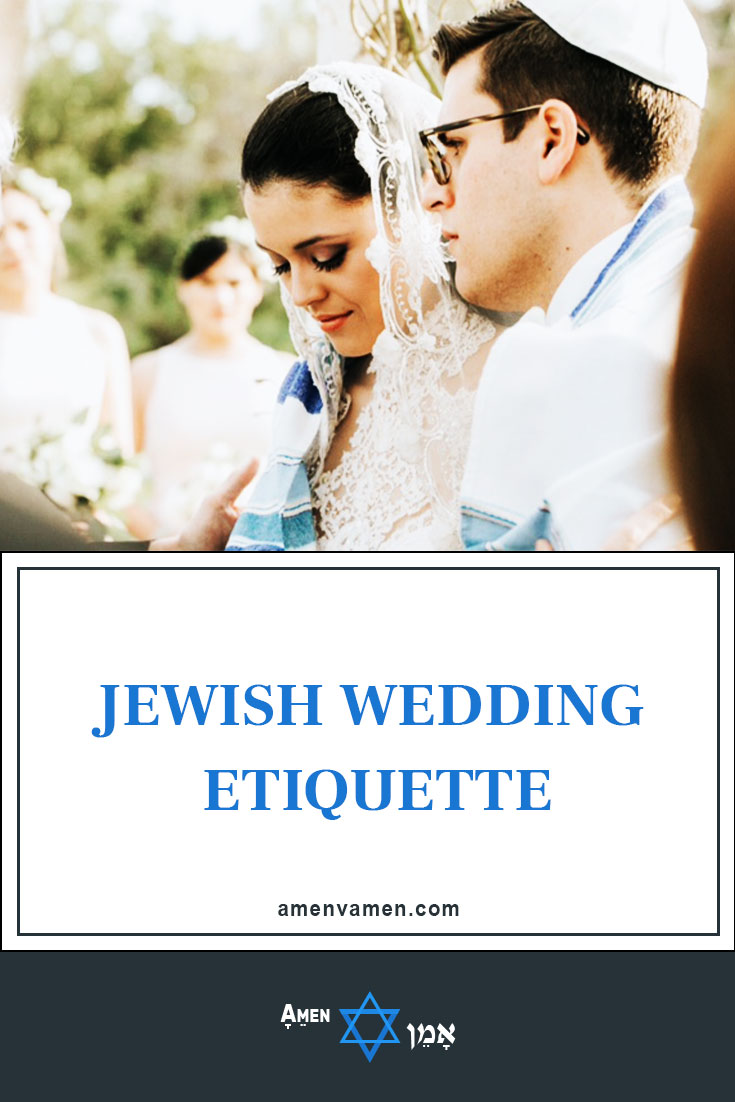 Jewish Wedding Etiquette Large