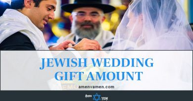 Jewish Wedding Gift Amount