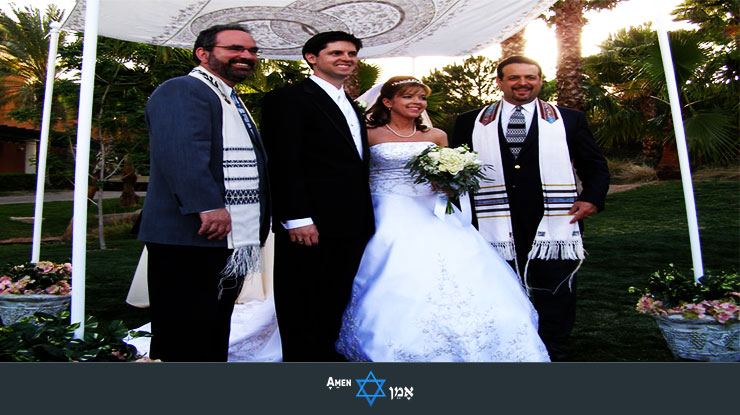 Jewish Wedding Etiquette (Under the Chuppah)